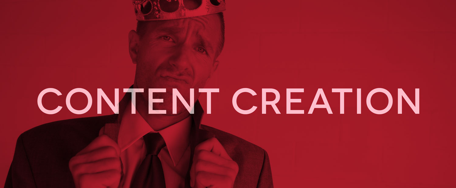 Content Creation & Development